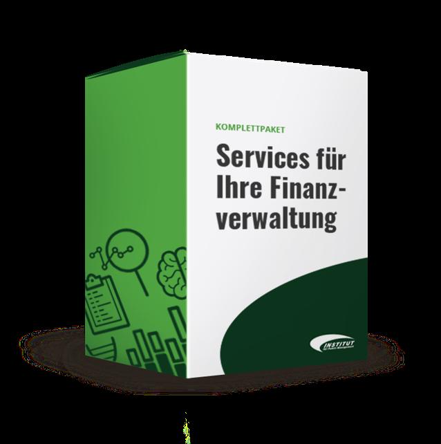 Services für die Finanzverwaltung